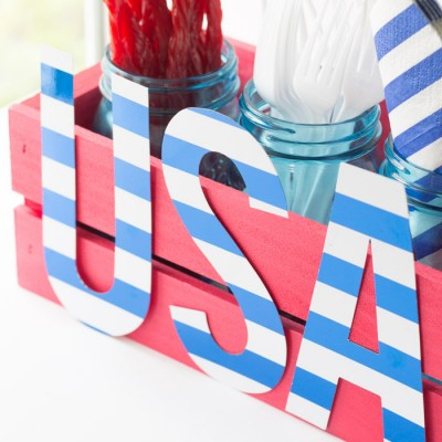 USA Utensil Caddy
