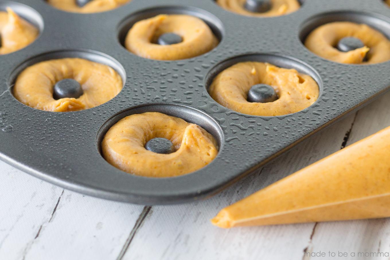 Pumpkin Mini Donuts-4