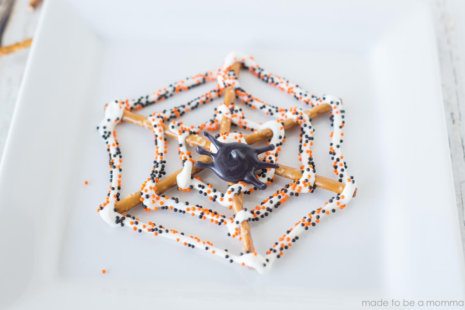 Spider Web Pretzels-15-2