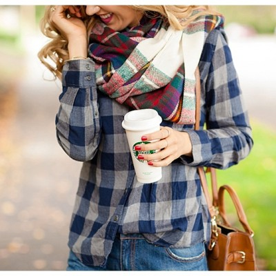 4 Reasons You Need A Flannel Shirt ASAP