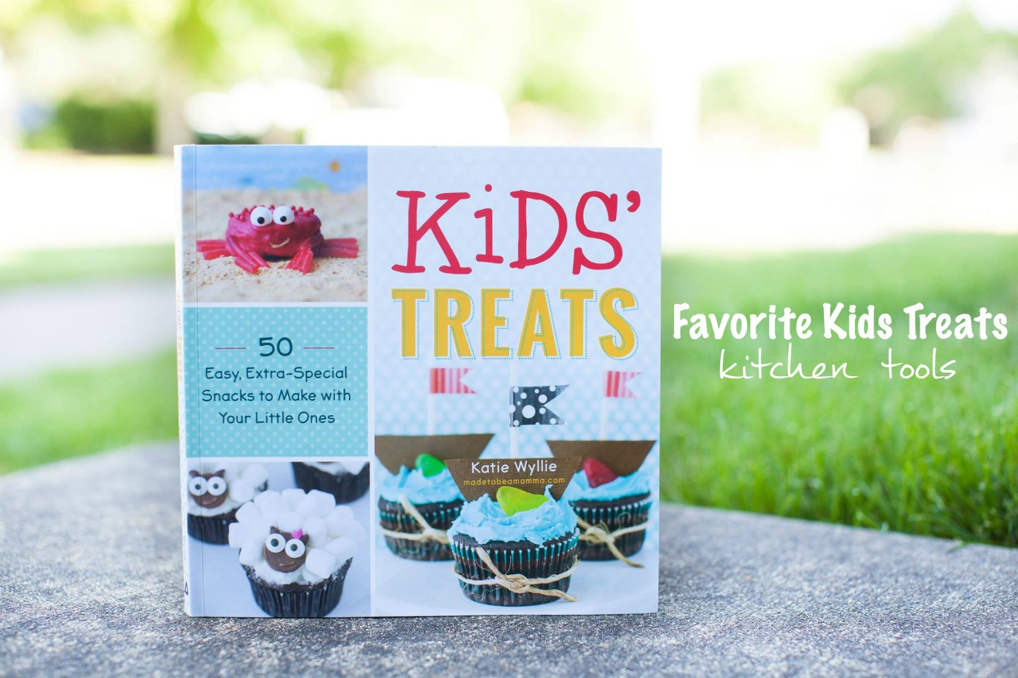 Favorite Kids Treats Kitchen Tools Horizontal