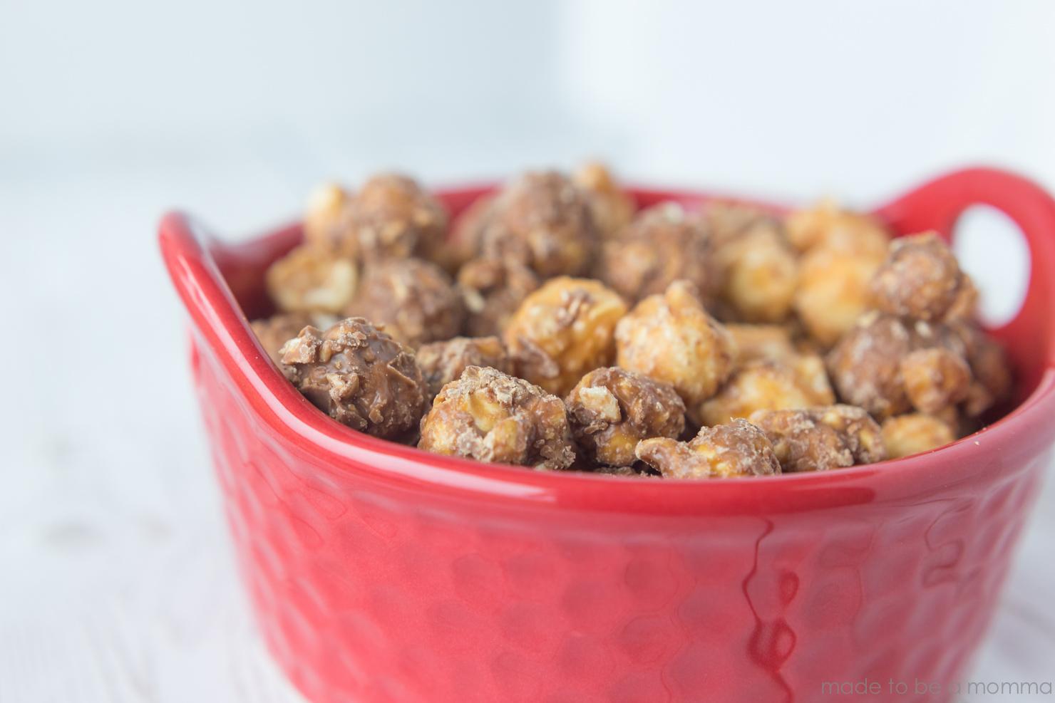 Peanut Butter Popcorn Crunch-7