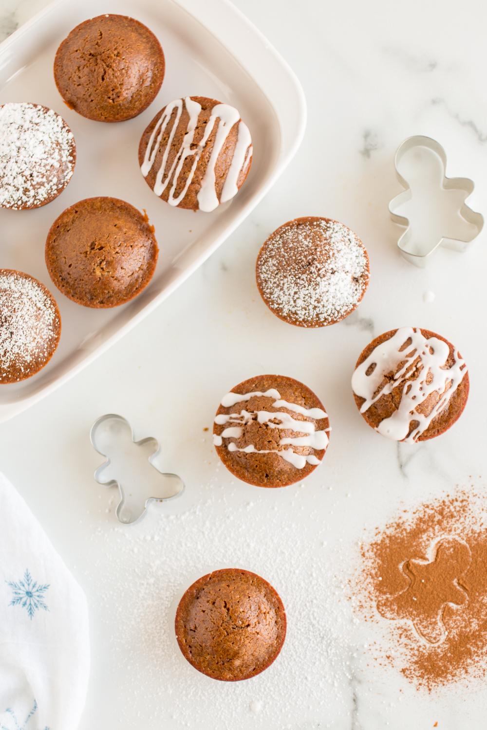Gingerbread Muffin Recipe