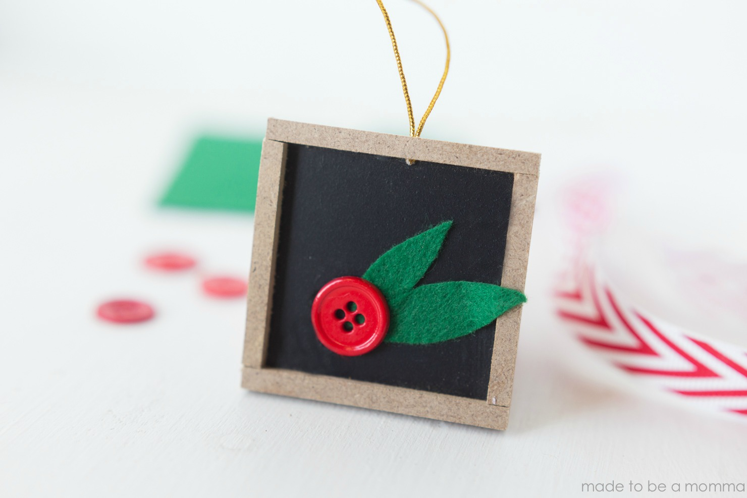 Diy Christmas Gift Tag