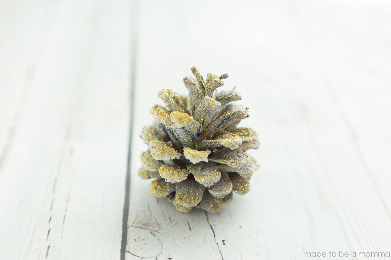 Pinecone Table Decor-15