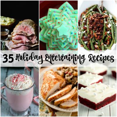 35 Holiday Entertaining Ideas