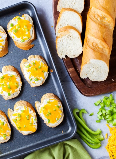 Italian Cheese French Bread