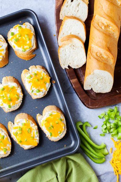 Italian Cheese French Bread