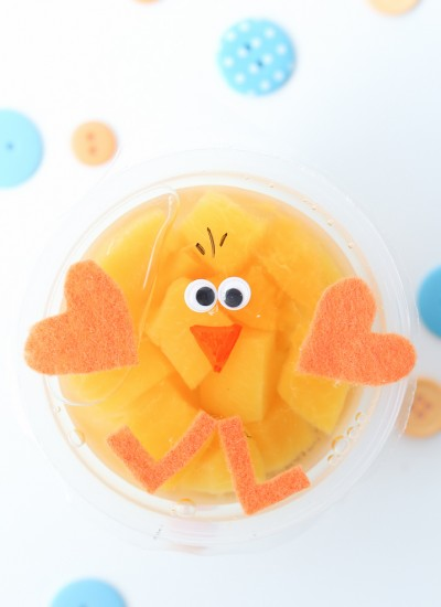 Baby Chick Fruit Cup
