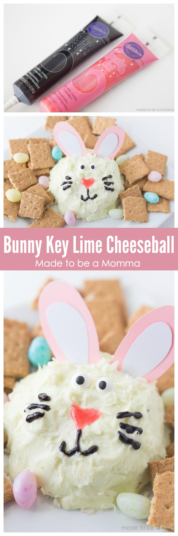 Bunny Key Lime Cheeseball