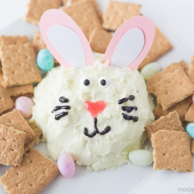 Easter Bunny Cheeseball