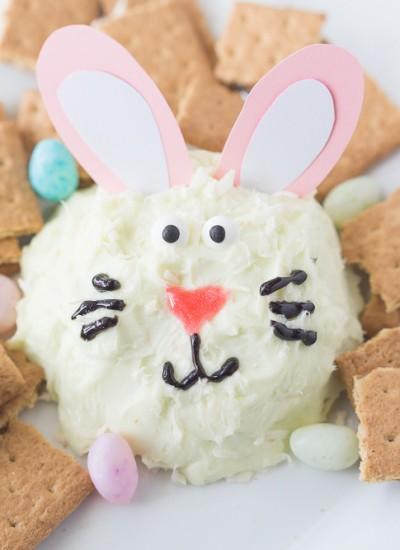 Easter Bunny Cheeseball
