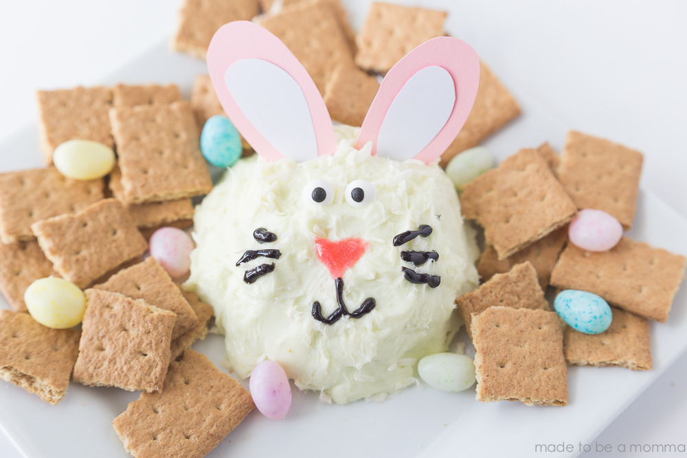 Easter Bunny Cheeseball-26