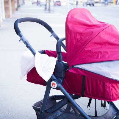 Baby Needs: GB Lyfe Pram Travel System