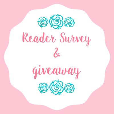 Survey & Giveaway