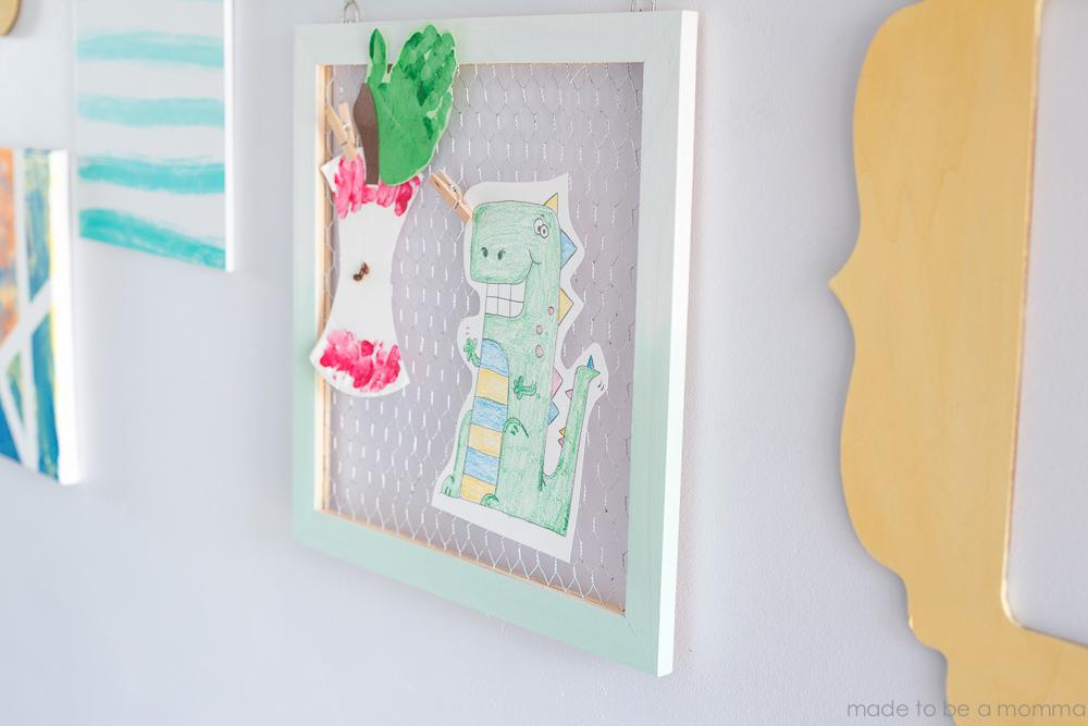 Kids Gallery Wall-41