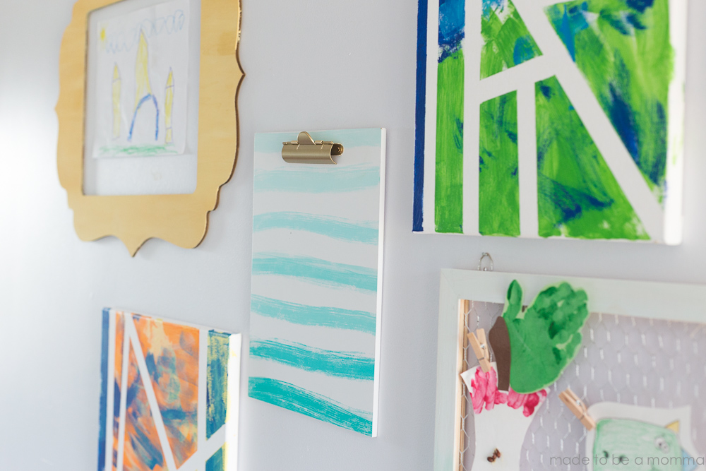 Kids Gallery Wall-51