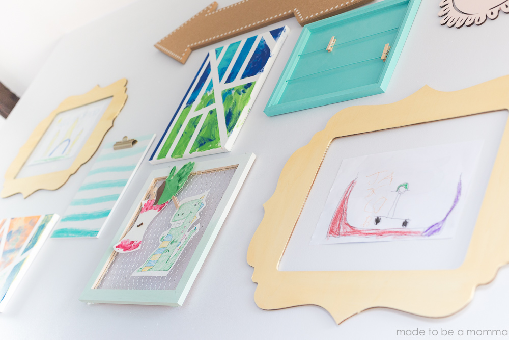 Kids Gallery Wall-53