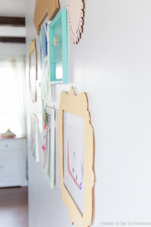 Kids Gallery Wall-54