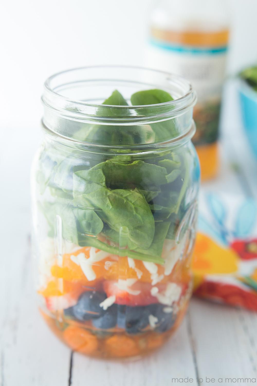 Mason Jar Salad-10