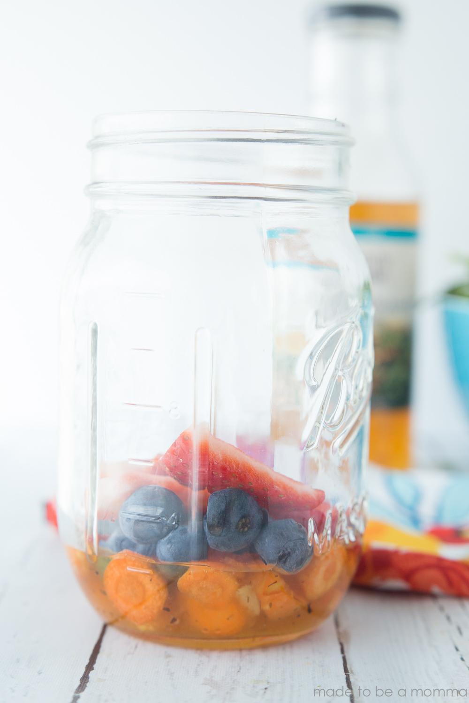 Mason Jar Salad-8