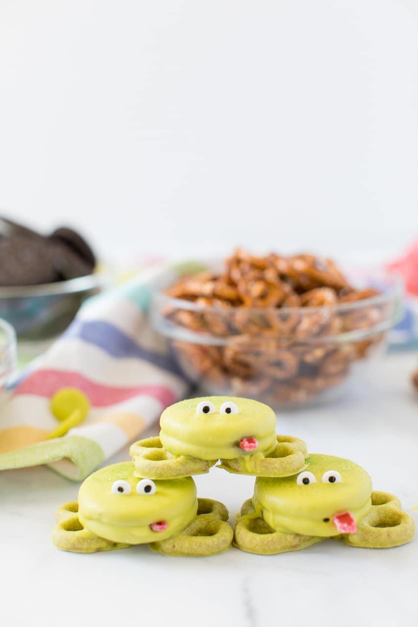 Easy Oreo Frog Recipe