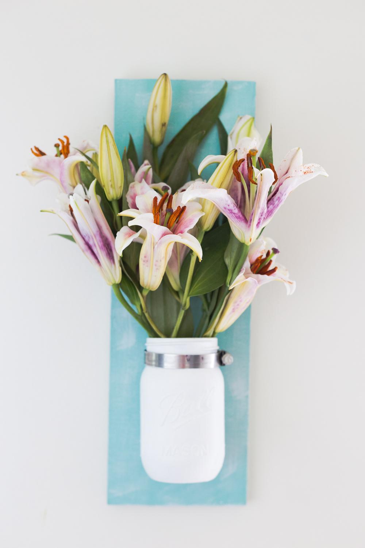 Diy mason jar flower vase made to be a momma bloomsy box 41 reviewsmspy