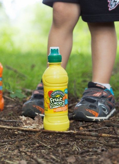 Nature Scavenger Hunt with Fruit Shoot