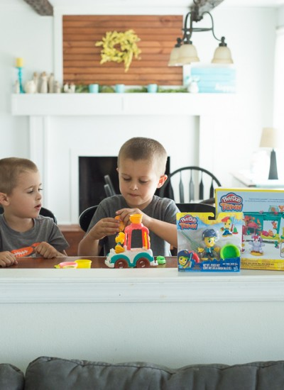 Play-Doh Town Creative Playsets