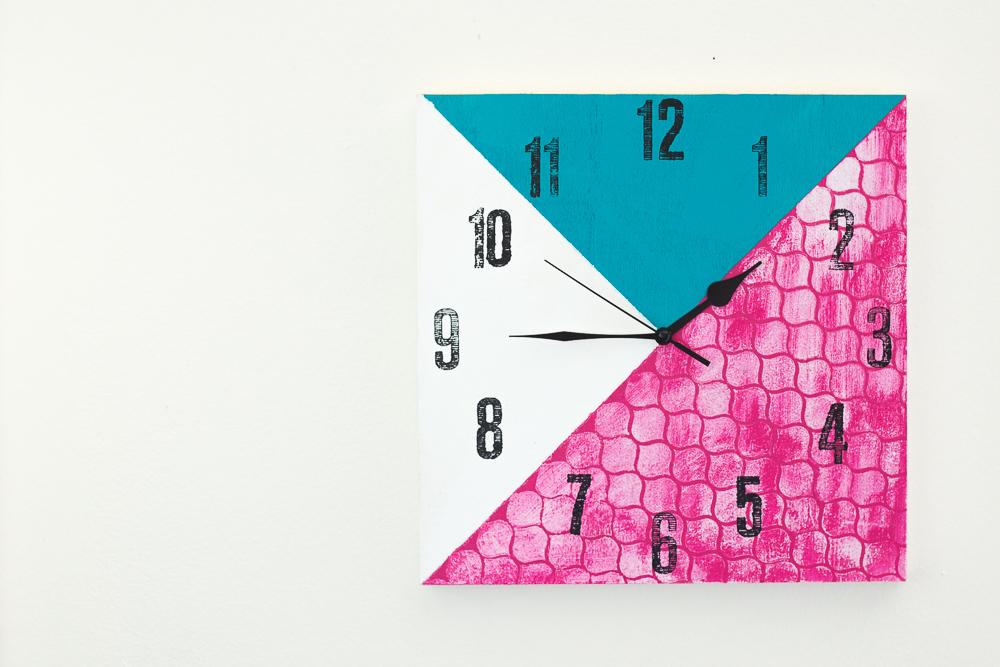 Diy Clock-14-2