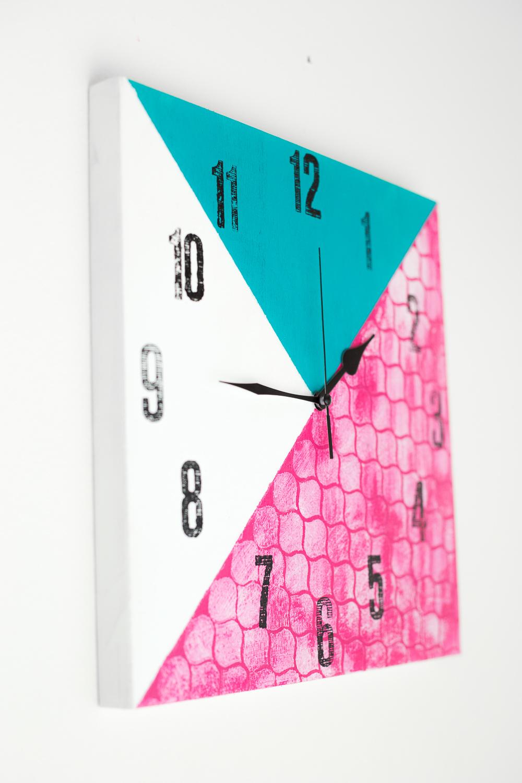 Diy Clock-15