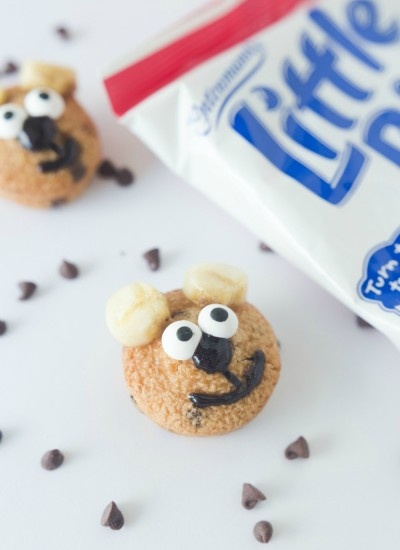 Teddy Bear Little Bites Muffins