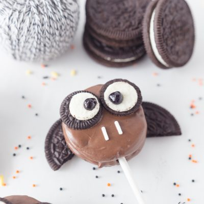 Oreo Bat Cookie Sticks