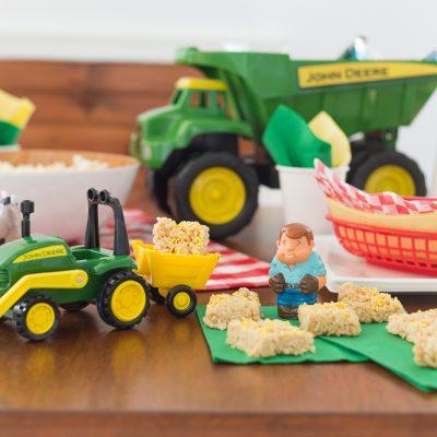John Deere Farmers Party