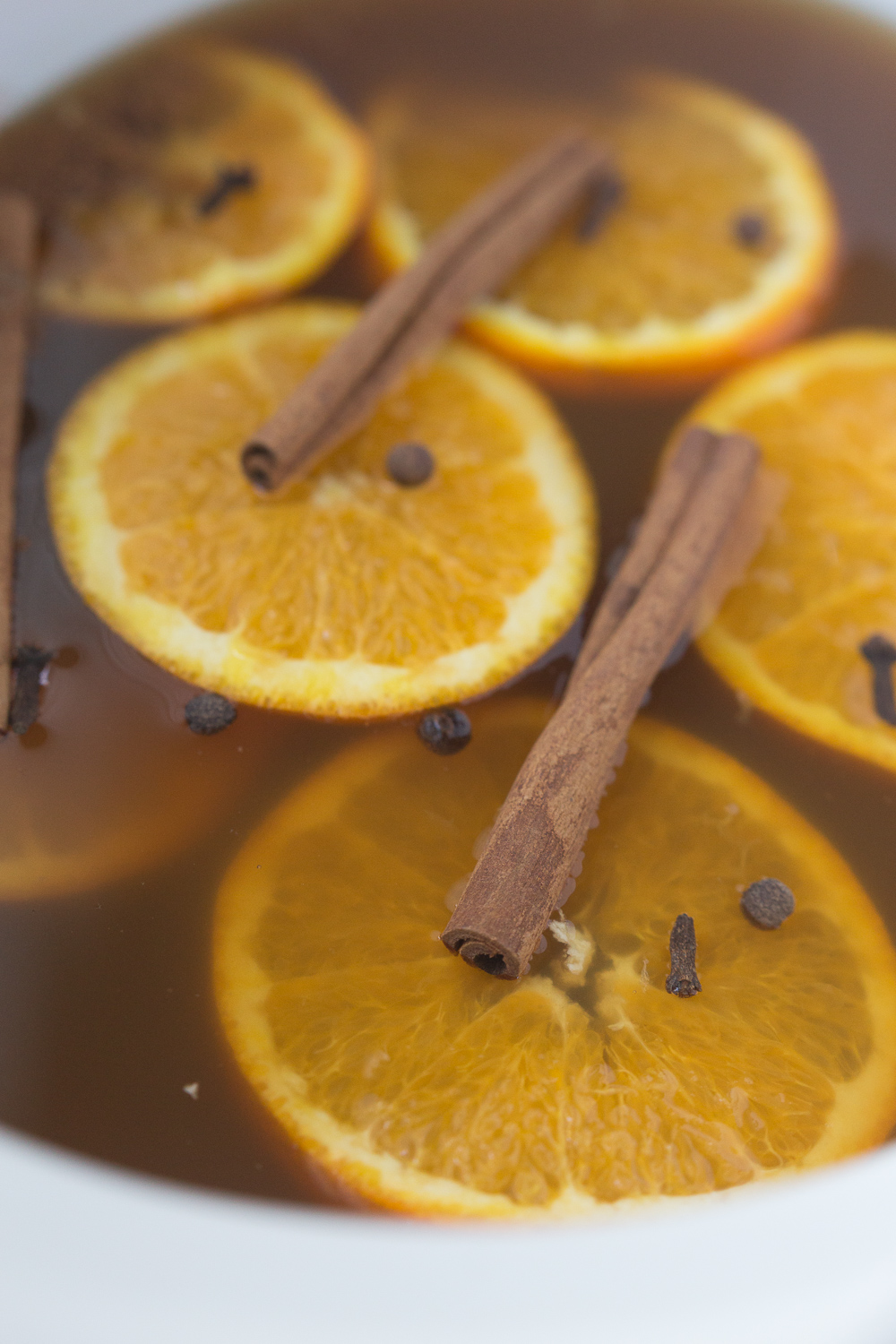 Slow Cooker Mulled Apple Cider - Made To Be A Momma
