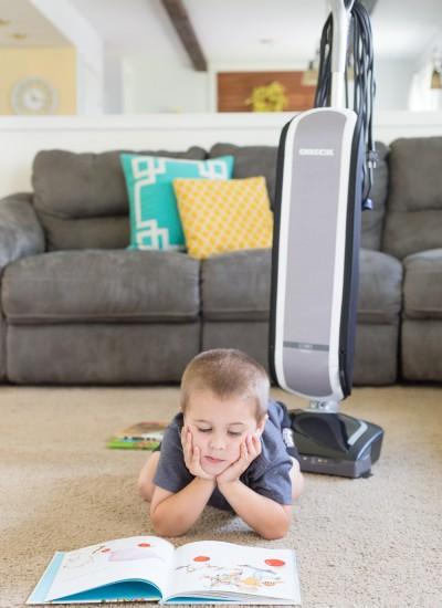 Chore Sticks & Keeping Kids Healthy