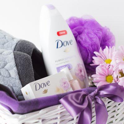Pamper Yourself Gift Basket