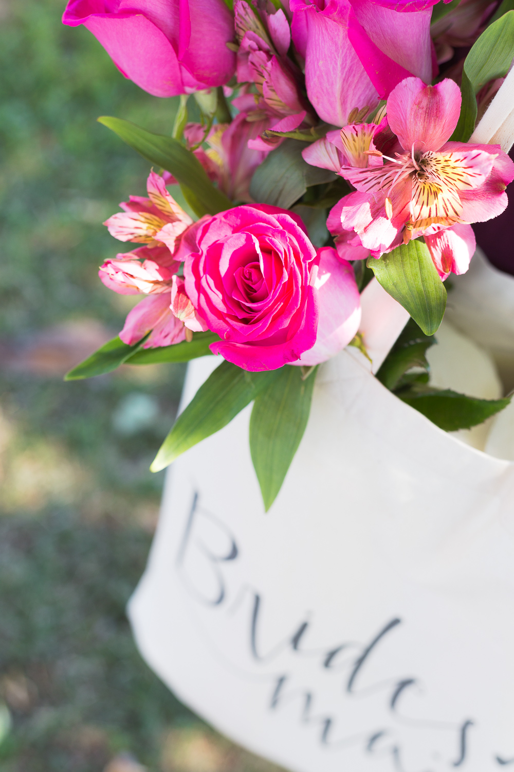 "Bridesmaid Gift Ideas: these simple and inexpensive bridesmaid gift ideas are the perfect ""thank-you's"" for the special ladies on your wedding day!"