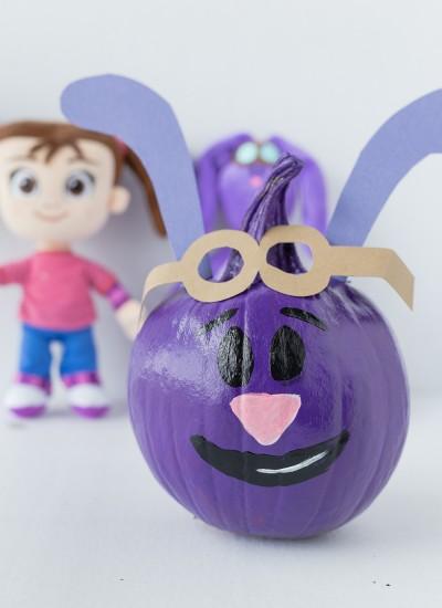 Kate & Mim Mim Pumpkin