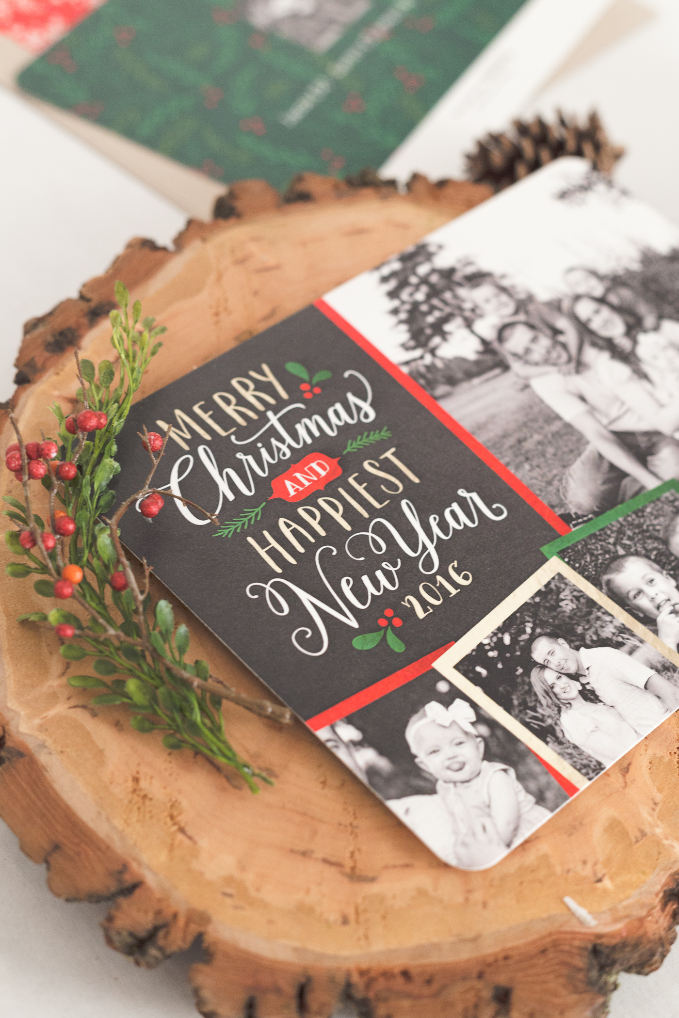 Family Christmas Cards: Shutterfly helps make our yearly tradition of sending Christmas cards a breeze! With many templates to choose from and all sorts of editing options you are well on your way to making the perfect holiday card.