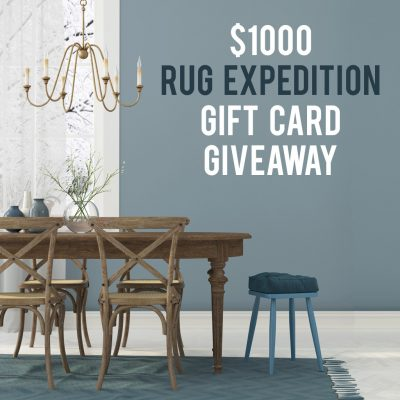 $1000 Rug Expedition Gift Card