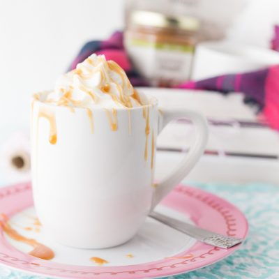 Caramel Apple Cider: Warm Wishes Gift Basket