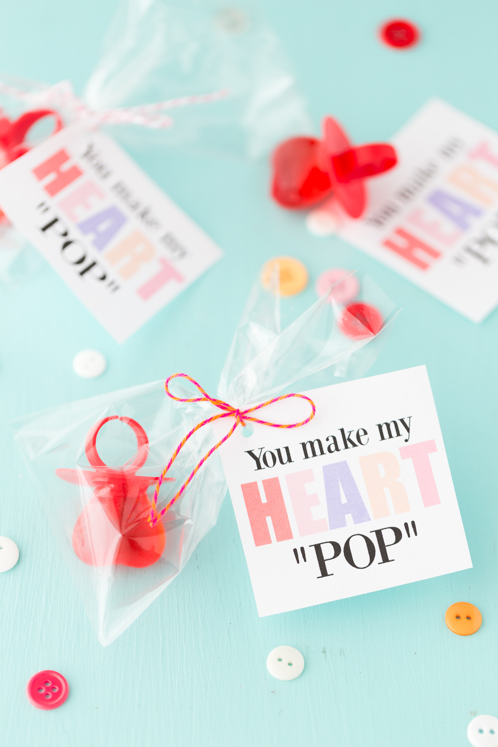 Ring Pop Valentine | Valentines Day | Free Printable | Valentine | Ring Pop