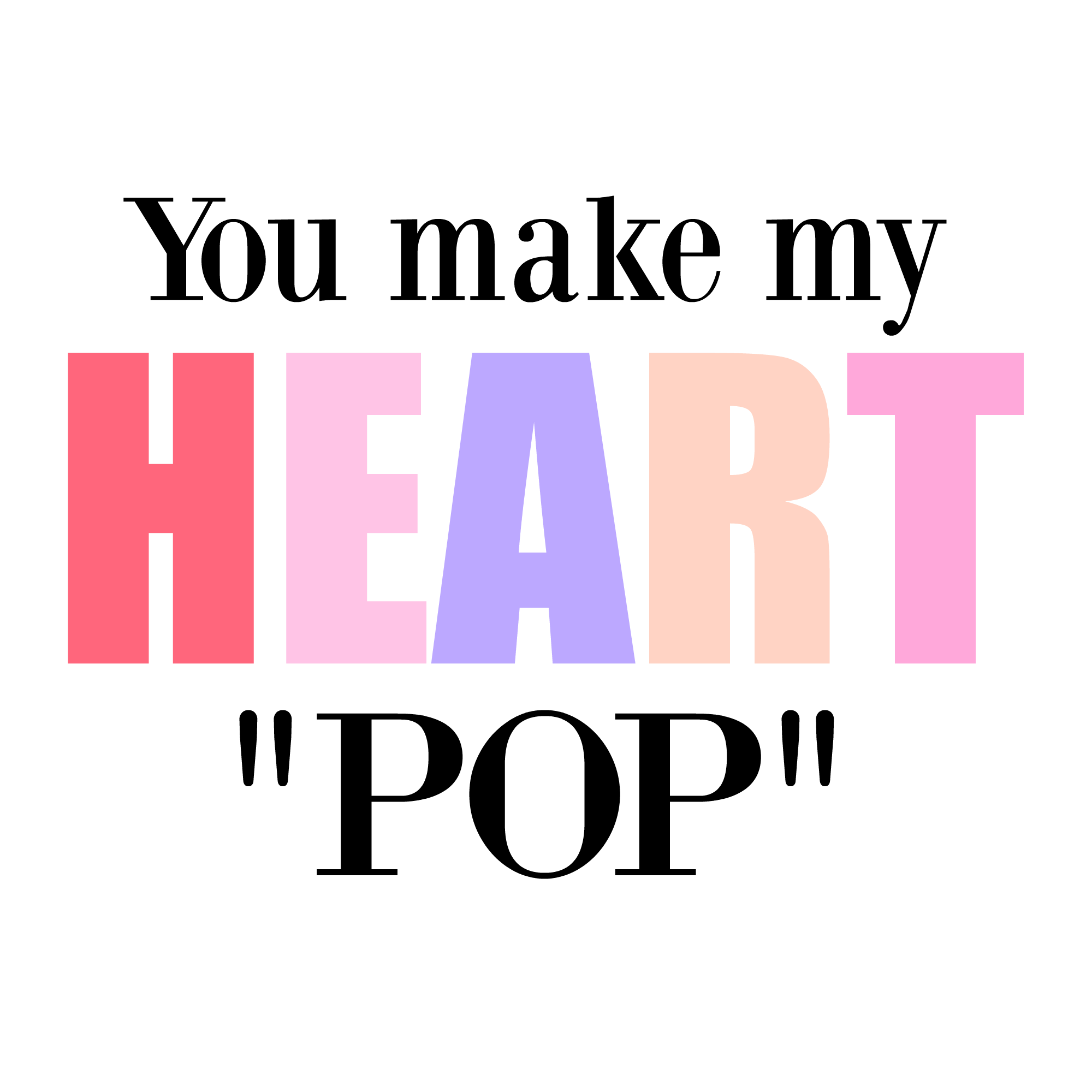 photo regarding You Make My Heart Pop Valentine Printable referred to as Ring Pop Valentine - Created Towards Be A Momma