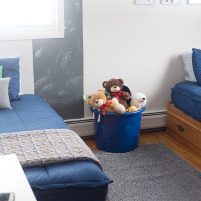 Boys Room Redo: Beddy's Beds