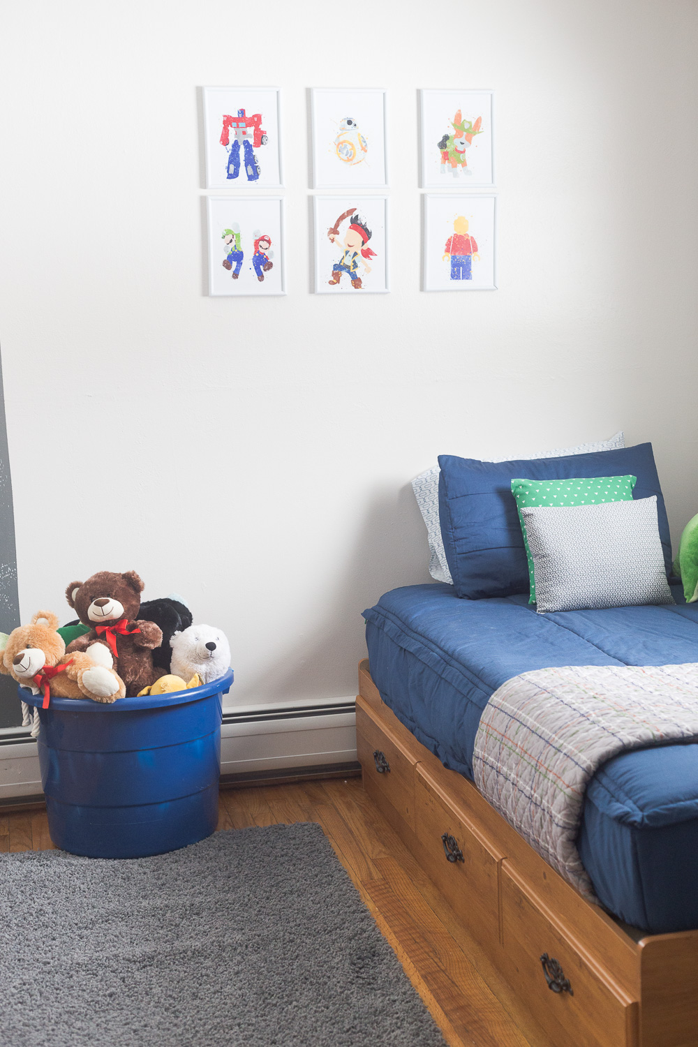 Beddy's Beds | Boys Room Redo | Room for Boys