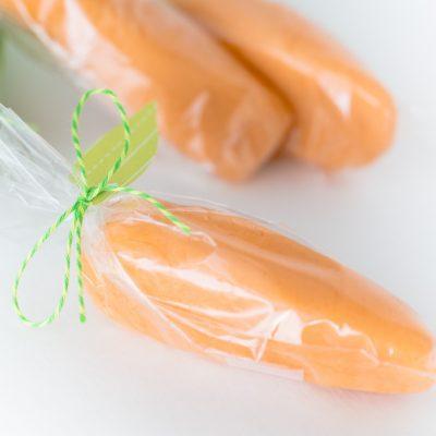 Easter Carrot Homemade Playdough Recipe