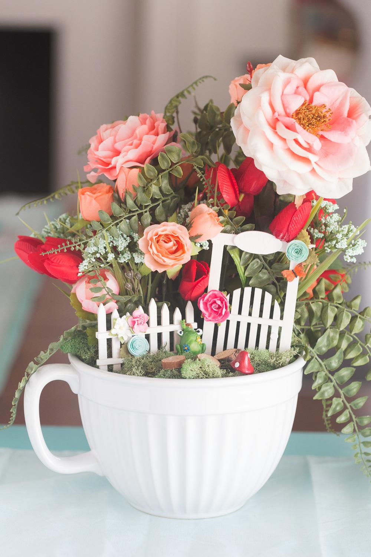 Fairy Garden | Miniature Crafts | Crafts | Centerpiece