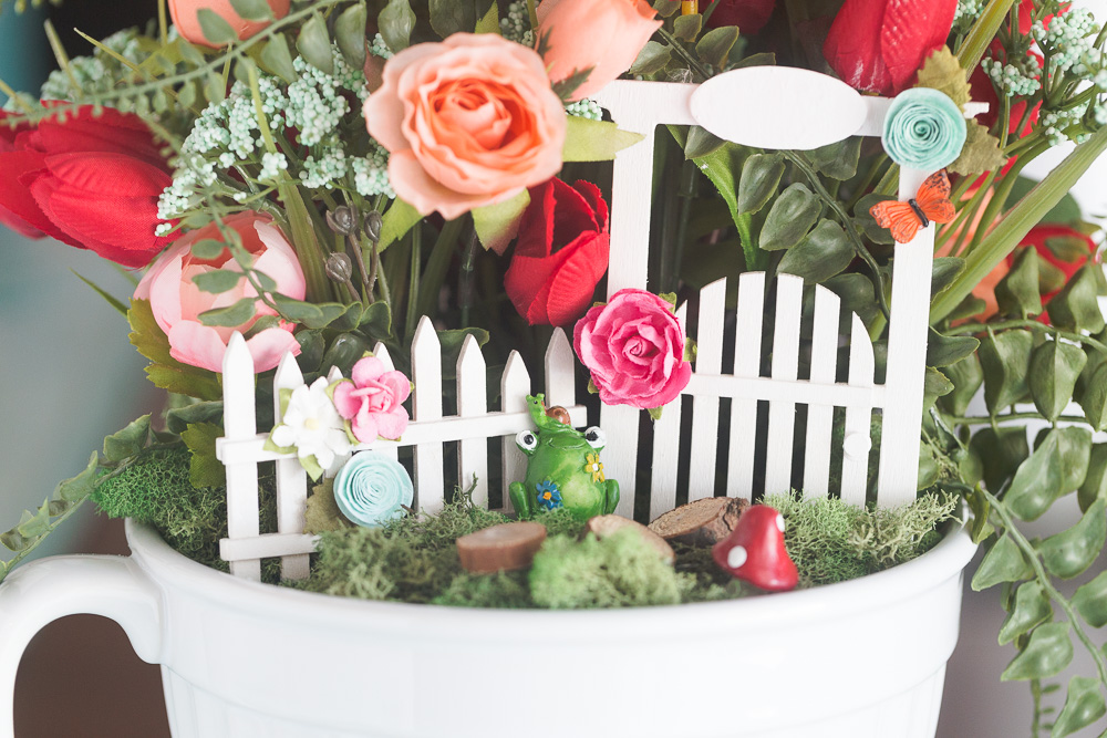 Fairy Garden | Miniature Crafts | Crafts | Centerpiece