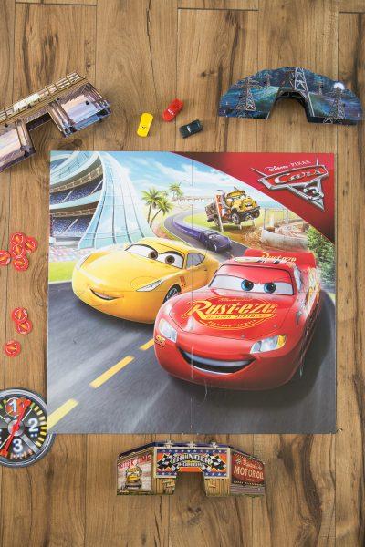 Cars 3 Risky Raceway Game